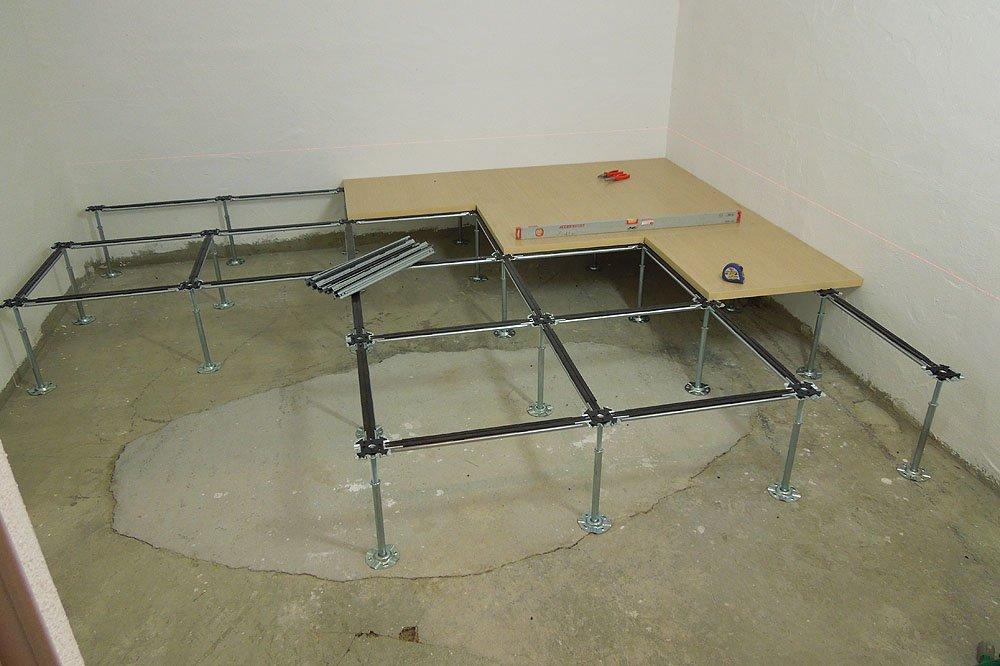 Fußboden Günstig Renovieren ~ Trockenboden schnell und günstig renovieren u a boden pichler