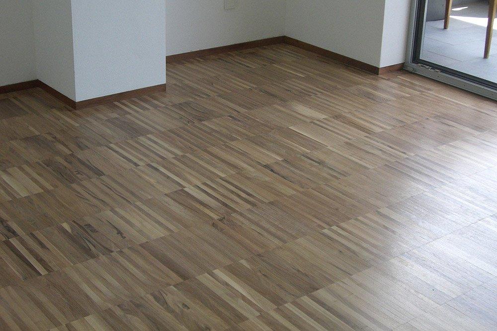 Pavimenti industriali in legno massiccio